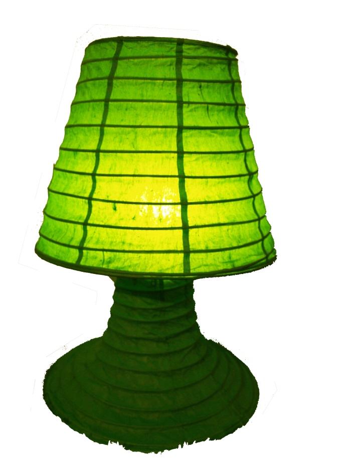 "Зеленая лампа ""Али-Баба"""