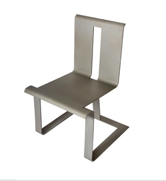 Металлический стул Reform