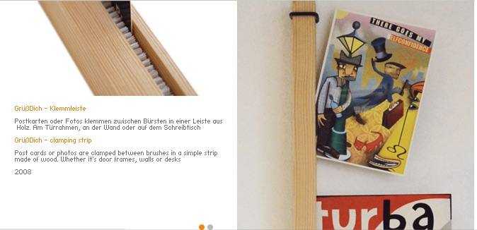Крепление для фото плакатов открыток