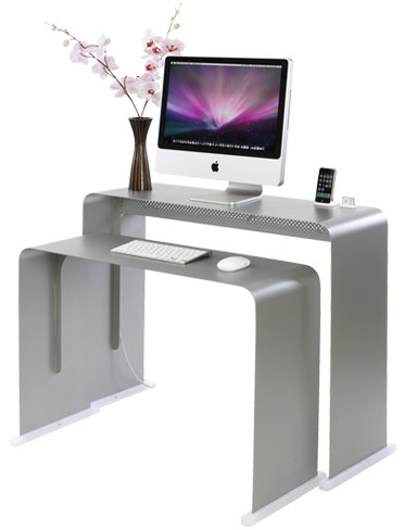 оригинальный компьютерный стол
