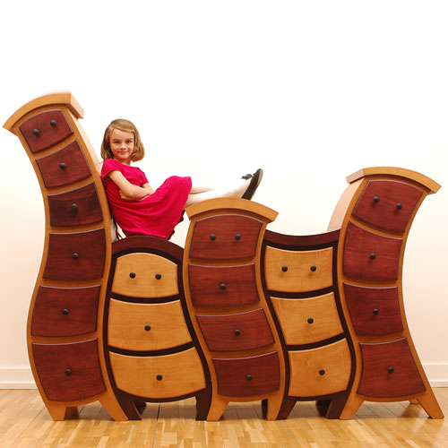 необычная детская мебель фото