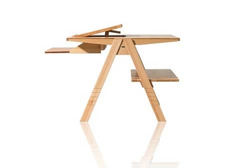 оригинальный компьютерный стол фото
