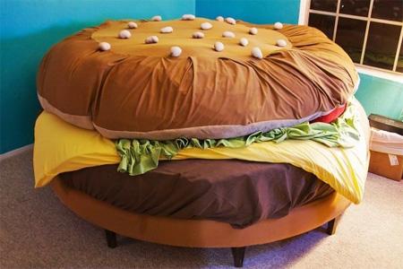современная кровать фото