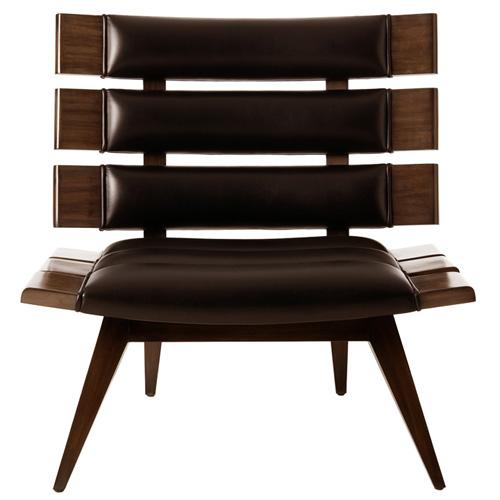 кожаное кресло фото