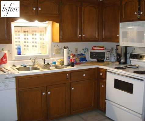 кухня своими руками фото