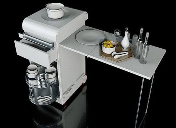 идеи маленькой кухни фото