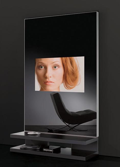 Зеркало телевизор своими руками
